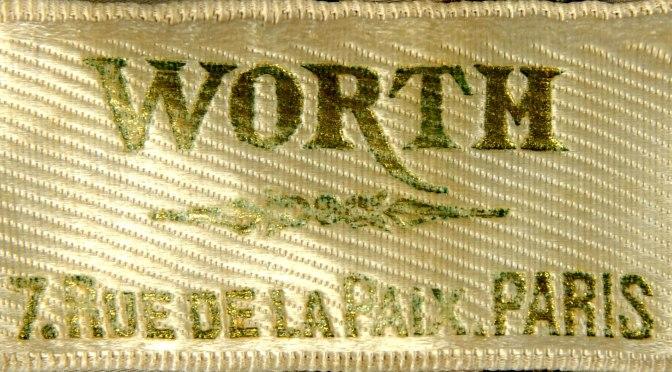 Arte en la alta costura – Charles Frederick Wort. (Inglaterra. 1825 – 1895)